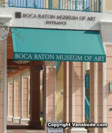 picture o boca raton museum of art