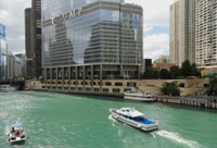 Chicago water taxi tours