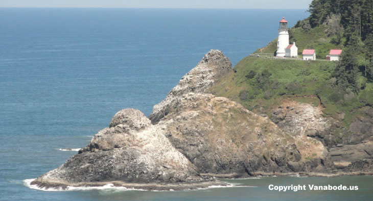heceta head lighthouse oregon picture
