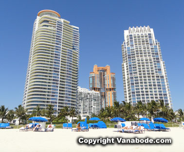 picture of hotels on miami south beach