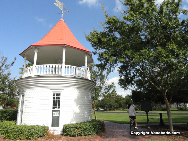 ormond beach hotel cupola picture