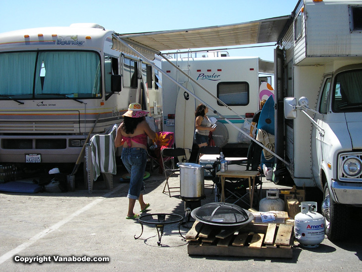 silver strand state beach campground picture